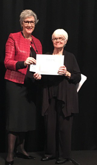 Photo Rosalie Shaw Oration